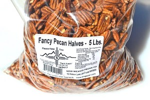 5 lbs bag of Pecan Halves