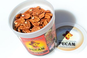 12.5 oz tub Pecans Halves